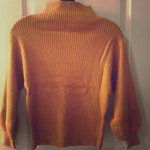 Funnel Sweater